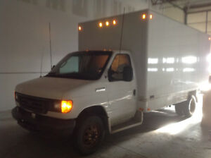 2006 Ford E450 CubeVan16'