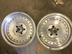 Centreline rims and rims and rubber