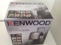 Kenwood pro slicer and grater for chef and major AT340
