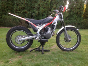 2010 Beta evo 250 trials motorcycle
