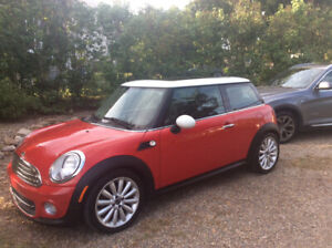 Mini Cooper 2011, 108000km, excellente condition