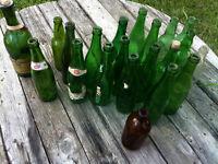 Lot de vieilles bouteilles - vintage Drummondville Centre-du-Québec Preview