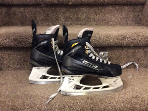 Bauer Supreme 160 Junior Hockey Skates - Size 2D