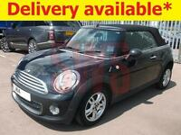 2014 Mini One 1.6 Convertible DAMAGED REPAIRABLE SALVAGE