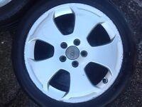 Audi A3 tide sport wheels
