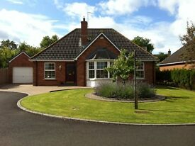For Sale Beautiful Detached Bungalow 27 Knockantern Grove,Coleraine.