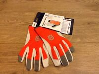 Husqvarna work gloves NEW
