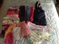 Girl clothes bundle 3-4 years