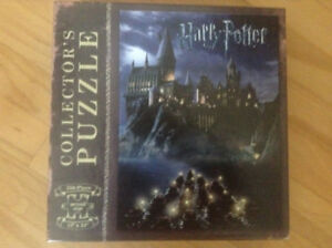 Harry Potter Collectors Puzzle
