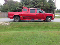 2013 for trailer and 1994 GMC one ton