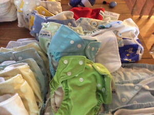 Reuseable Cloth diapers for sale