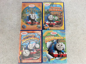 Lot DVD Thomas le train