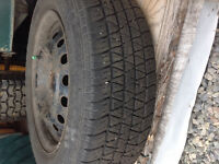 Tires and rims 185/65/14