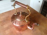 Cooper/Brass antique kettle