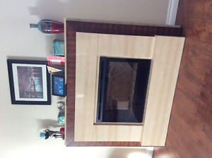 Beautiful unique fireplace for sale
