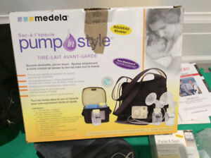 Two Brest Pumps. Pump in style and Swing Medela. $75