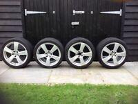 Mercedes E class winter tyres