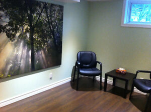 Room for Rent in Naturopathic Wellness Clinic