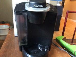 Keurig single serve machine