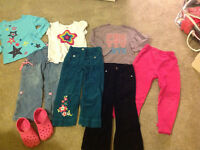 Girls 4T Clothing