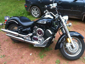 2008 V-Star 1100 Classic Motorcycle