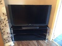 "40"" Technika TV with Stand and wall bracket"