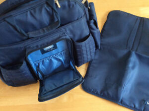 "Lug ""Tuk Tuk"" Diaper Bag (navy blue)"