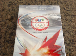 XXI OLYMPIC VANCOUVER WINTER GAMES-BLURAY-2010