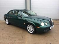 2005 Jaguar S-Type 2.7 D V6 Sport 4dr