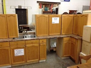 Kitchen number 3 at the Waterloo Restore