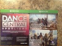 3 brand new Xbox one games all for $35!!