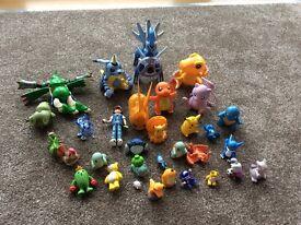 Pokemon and digimon bundle