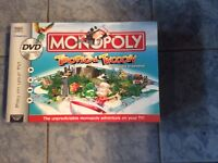 Monopoly DVD game