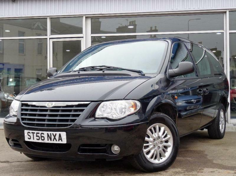 2006 chrysler grand voyager 2 8 crd lx 5dr in kirkcaldy. Black Bedroom Furniture Sets. Home Design Ideas
