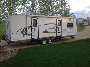 2011- Rockwood 2068-SS - Travel Trailer