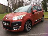 Citroen C3 Picasso 1.4VTi 8v ( 95bhp ) Exclusive Cheap Family 5 Door Car