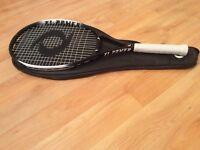 Squash Racket & Case