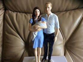 Royal Doulton to celebrate the birth of Prince George boxed