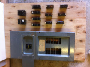 Electrical Panel 100AMP