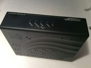 Webstar Cable Modem/LG original remote control - good condition