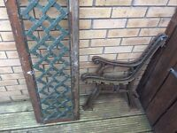 Bench ends for sale