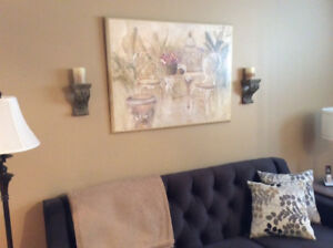 32 x 42 WALL ART FROM BOWRINGS