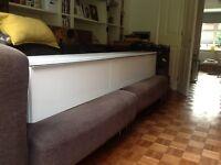Besta burs ikea wall cabinet