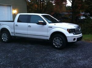 2010 Ford F-150 platinum/ lariat  full!!!