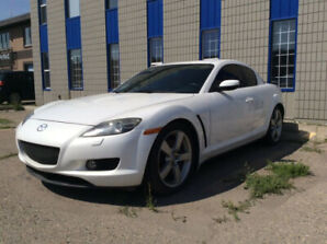 2007 Mazda RX-8 New engine has only 2509km