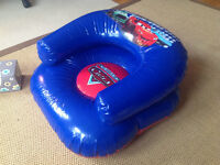 inflatable chair 'CARS' / fauteuil gonflable 'CARS'
