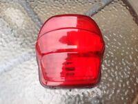 Honda Blackbird rear light and indicator lenses