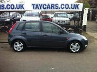 2004/54 FORD FIESTA 1.4 FLAME FULL 12 MONTHS MOT NOW £1395