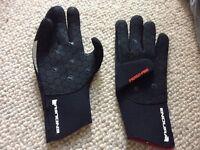 Endura waterproof cycling gloves