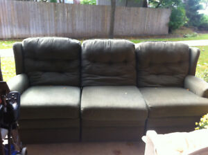 Recliner Couch FREE